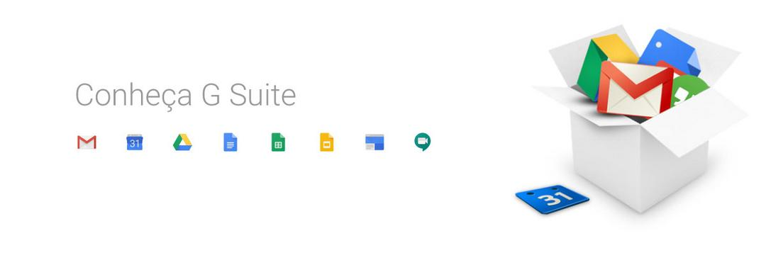 Utilize G Suite com 20% OFF